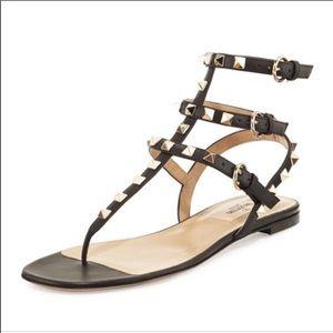 Authentic Valentino Rockstud Sandals